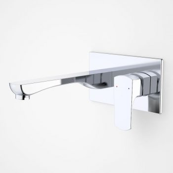 CAROMA DORF NAPOLEAN WALL MOUNTED SET CHROME