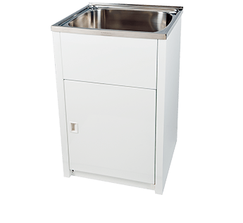PROJECT 45LT SS TROUGH & CABINET