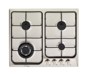 BELLISSIMO 60CM GAS COOKTOP WITH WOK BURNER