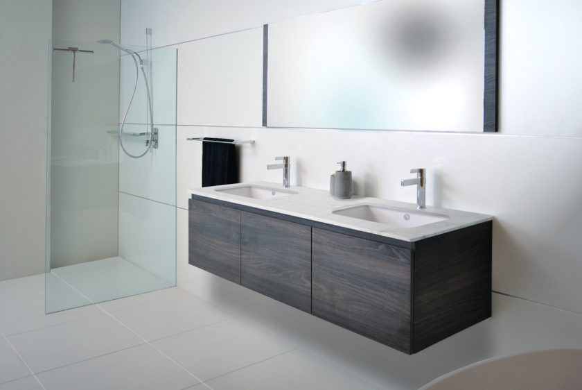 ADP EMPORIA 1200MM W/H VANITY UNIT WITH BAMBOO TOP Product Image 1