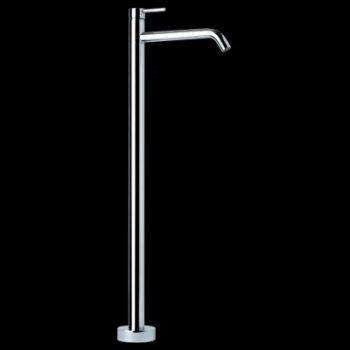 RAM TAPS PARK FLOOR MOUNTED BATH MIXER CHROME