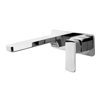 STREAMLINE ENEO WALL MOUNTED SET CHROME