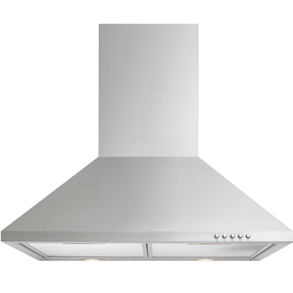 TECHNIKA 600MM S/STEEL CANOPY R/HOOD CHEM52C6S Product Image 1