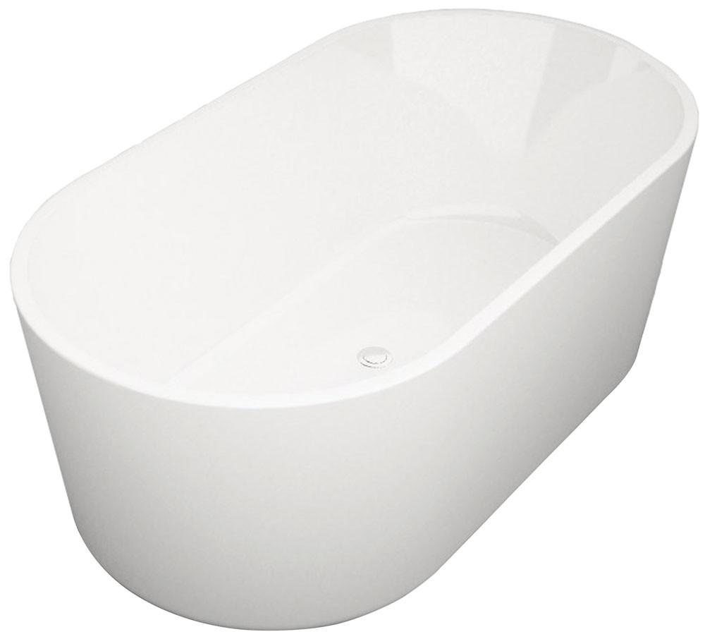 Decina Prezzo 1500mm Oval Freestanding Bath