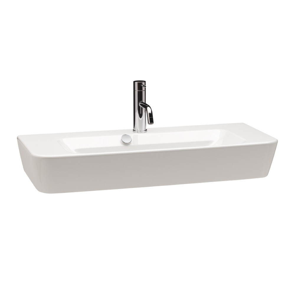 EMMA SQUARE 800mm WALL HUNG BASIN