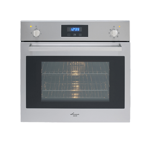60CM BUILT IN ELECTRIC OVEN 7 FUNCTION TOUCH TIMER