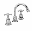 LINKWARE NOOSA BASIN SET WITH OPTIONAL WHITE OR CHROME BELLS Product Image 2
