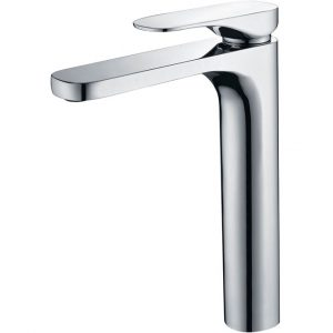 FIENZA LUCIANA TALL BASIN MIXER CHROME