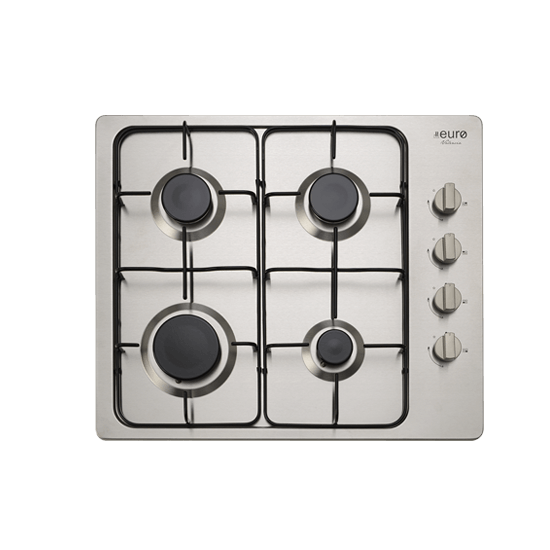 60cm Gas Cooktop Product Image 1