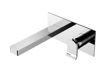 FIENZA LINCOLN WALL MOUNTED SET CHROME