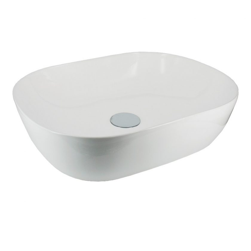 STREAMLINE SYNERGII ABOVE COUNTER BASIN 470X375MM Product Image 1