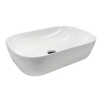 STREAMLINE SYNERGII ABOVE COUNTER BASIN 500X390MM