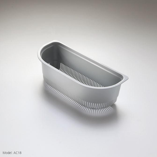 PETITE D SHAPE COLANDER AC18 Product Image 1