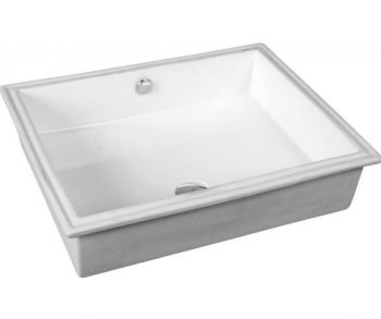 AUSSIELIFE RECTANGLE UNDER COUNTER BASIN 510X400MM Product Image 1