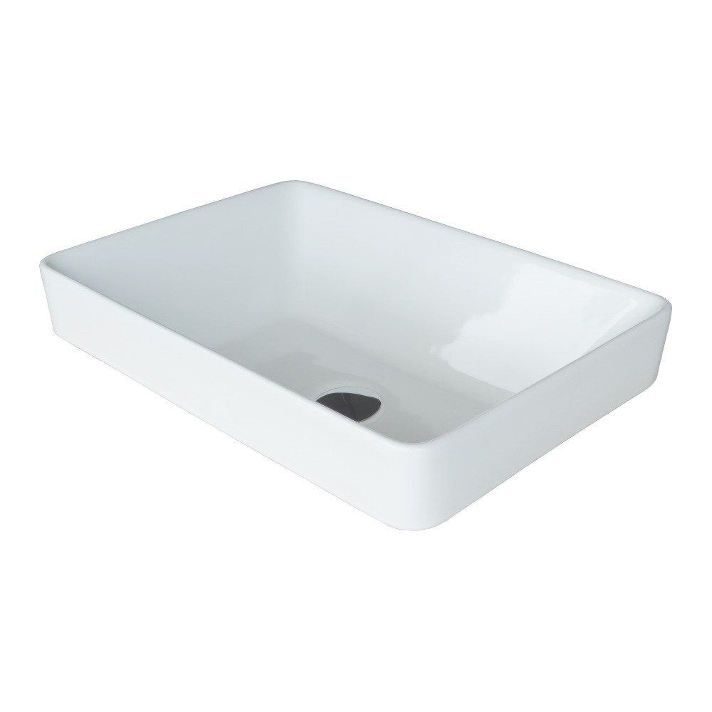 STREAMLINE ENEO SEMI INSET BASIN 500X350MM