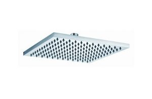 AUSSIELIFE 250X250MM SQUARE SHOWER HEAD