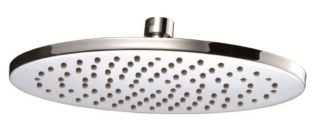 ROUND SHOWER HEAD 250MM (WELS 3* 6L)