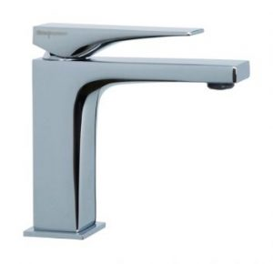 ZETA SINGLE LEVER BASIN MIXER CHROME