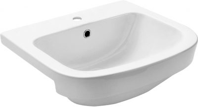 JOHNSON SUISSE LIFE ASSIST SEMI-RECESSED BASIN Product Image 1