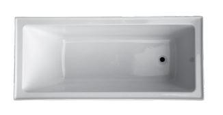 LOUVE INSET BATH 1525x745x435MM