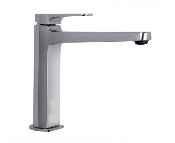 NEXT BASIN MIXER 205MM CHROME