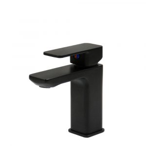 STREAMLINE AXUS BASIN MIXER MATTE BLACK