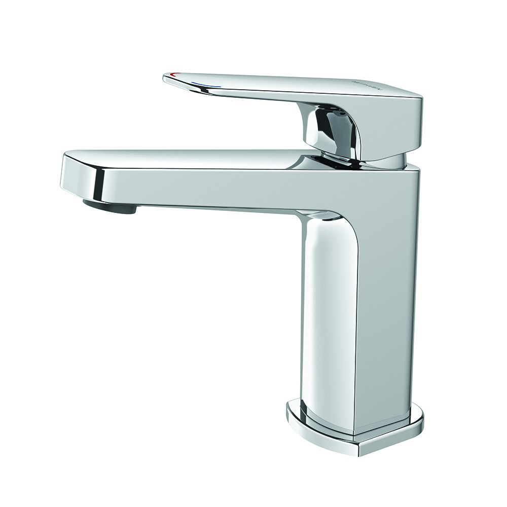 WAIPORI BASIN MIXER CHROME