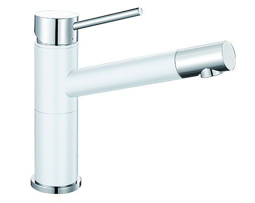 BLANCO ALTA KITCHEN SINK MIXER WHITE