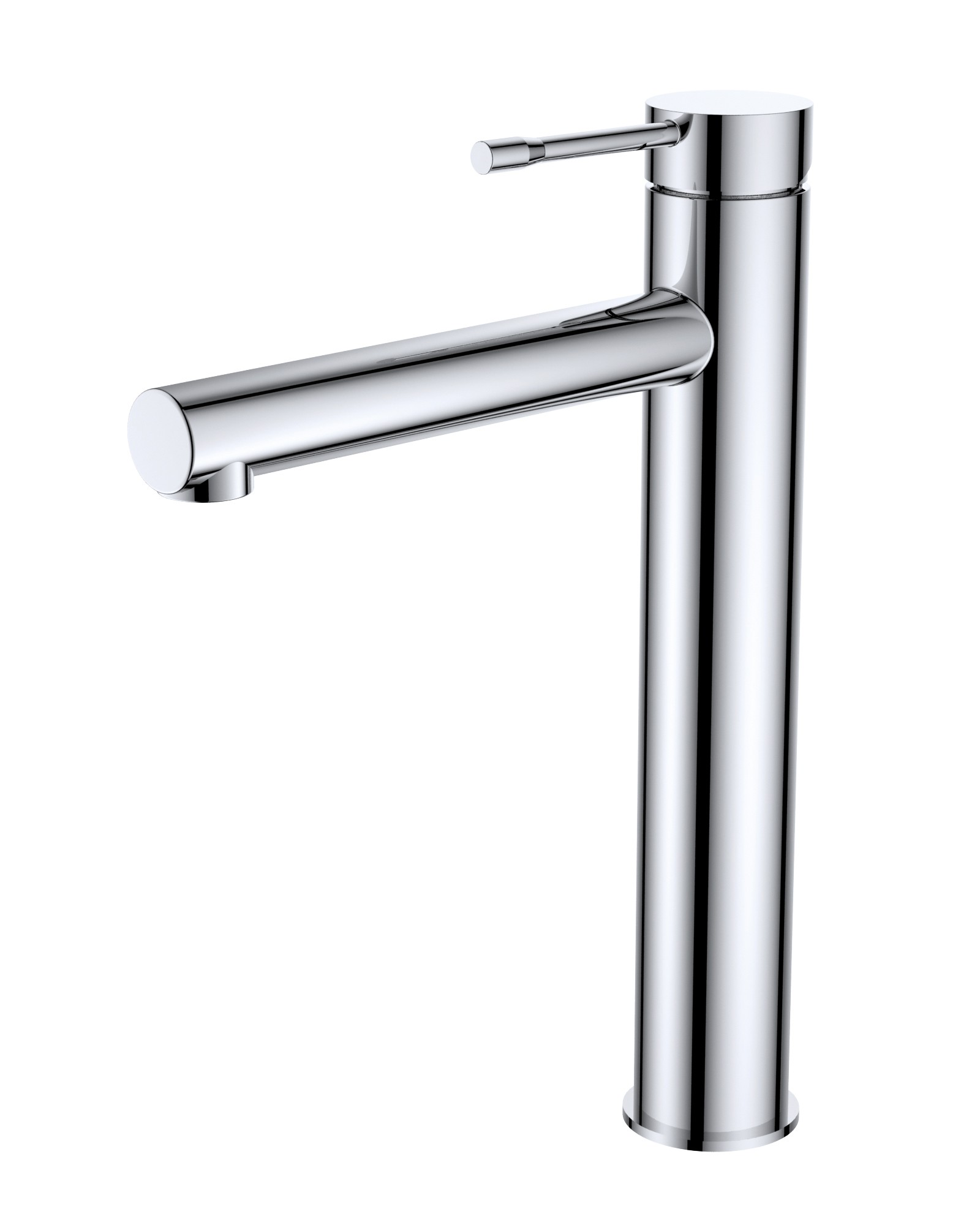 ARGENT FLOW VESSEL BASIN MIXER CHROME