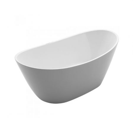 PAOLA ACRYLIC FREESTANDING BATH 1500x750x680MM