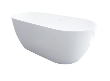 SYNERGII 1675MM ACRYLIC FREESTANDING BATH