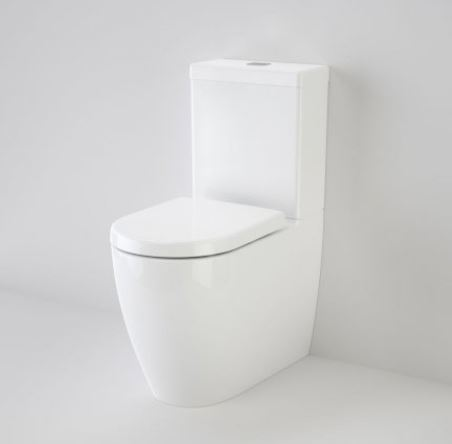 CAROMA URBANE WALL FACED TOILET SUITE Product Image 1