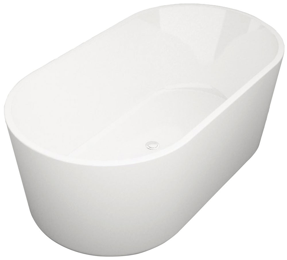DECINA PREZZO FREESTANDING BATH 1700x800x530MM