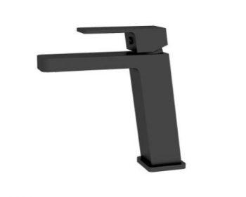 NERO CELIA ANGLED BASIN MIXER MATTE BLACK Product Image 1