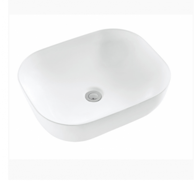 OSTAR THIN EDGE ABOVE COUNTER BASIN 495X390MM