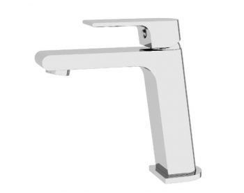 NERO VITRA BASIN MIXER CHROME