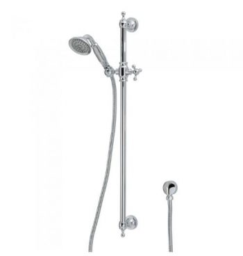 FIENZA LILLIAN RAIL SHOWER CHROME