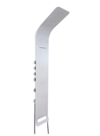 SYNERGII SHOWER PANEL LEFT SIDE OPERATION WHITE Product Image 1