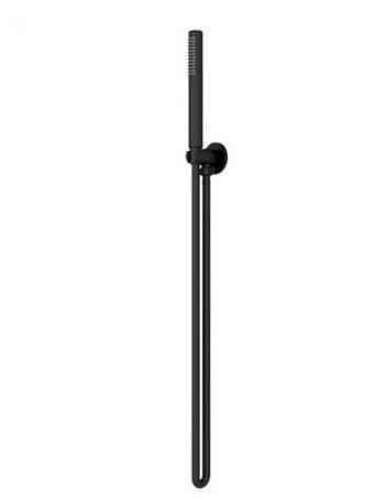 NERO VIBE HANDSHOWER ON BRACKET MATTE BLACK