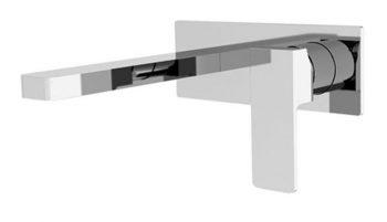 NERO CELIA WALL MOUNTED SET CHROME Product Image 1