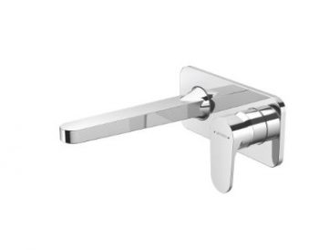 METHVEN GLIDE WALL MOUNTED SET CHROME