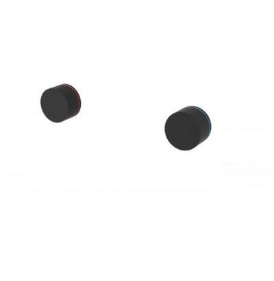 NERO KARA WALL TOP ASSEMBLIES MATTE BLACK