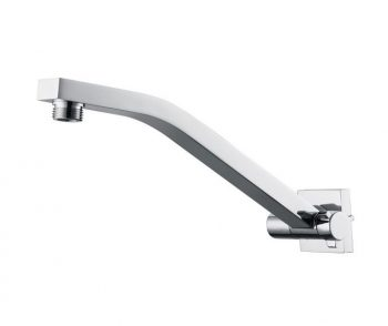 AUSSIELIFE SQUARE ADJUSTABLE WALL SHOWER ARM