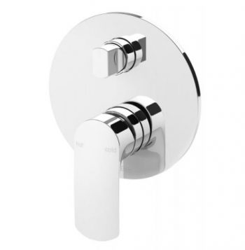 PHOENIX SUBI SHOWER / BATH DIVERTER MIXER CHROME