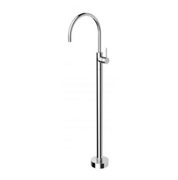 PHOENIX VIVID SLIMLINE BATH FILLER CHROME