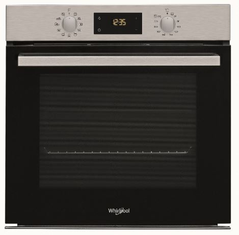 WHIRLPOOL 60CM BUILT IN PYROLITIC OVEN
