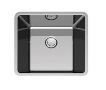 PACO JAANSON CORSICA 408 SINGLE BOWL SINK Product Image 1