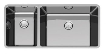 PACO JAANSON CORSICA 790 ONE AND HALF BOWL SINK Product Image 1
