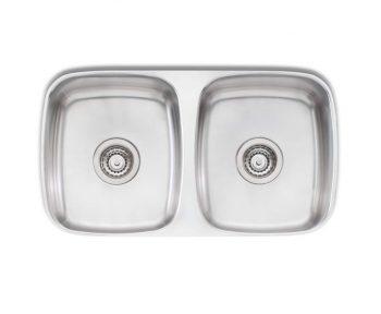 OLIVERI ENDEAVOUR DOUBLE UNDERMOUNT SINK Product Image 1