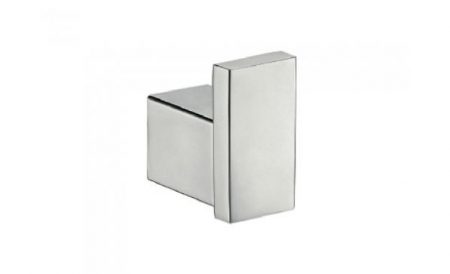 FIENZA KOKO ROBE HOOK CHROME